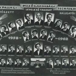1962 Levelező