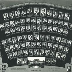 1963 Levelező
