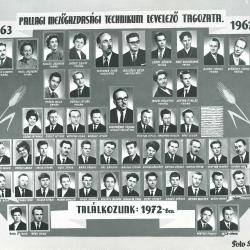 1967 Levelező