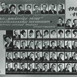 1968 Levelező