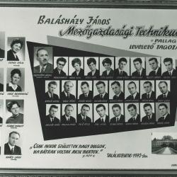 1970 Levelező