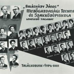 1971 Levelező