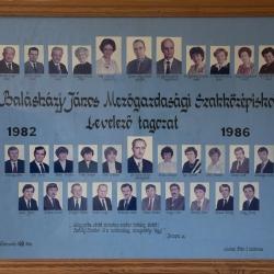 1986 Levelező